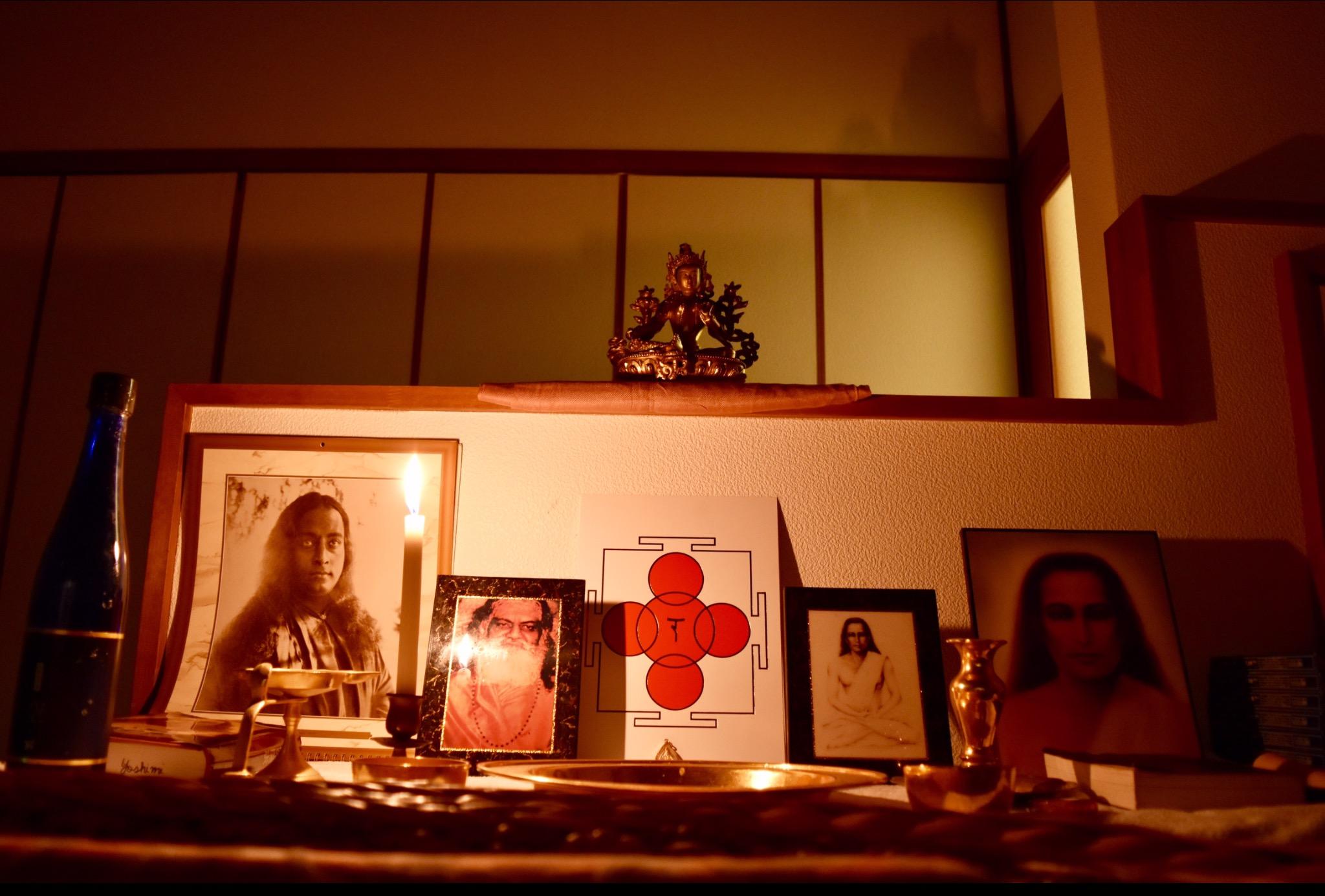 宿泊瞑想リトリート、事前準備の巻。