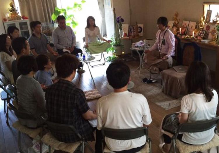 瞑想スペース東京青山-誰でも空(くう)に入る方法フルフィルメント瞑想教室 スマホ版